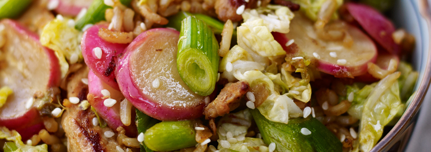 Radish Special Fried Rice